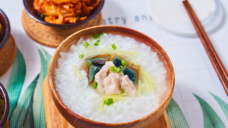 粥温王-皮蛋瘦肉粥