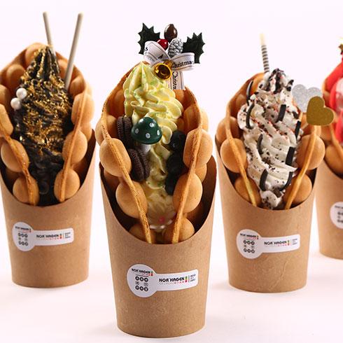 诺尔哈根-多味蛋仔冰淇淋