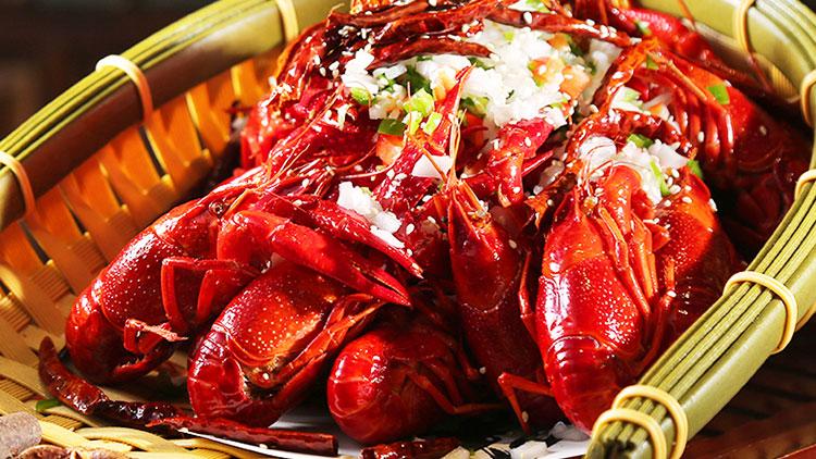 阁下的虾-清辣小龙虾