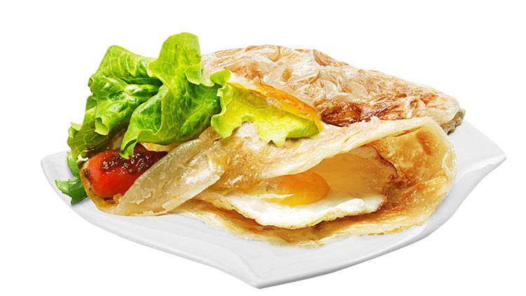 一品卷宗-煎蛋卷饼