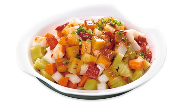 秦蜀味道-鲜蔬泡菜