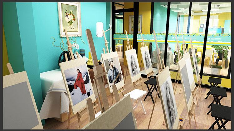 爱特-素描教室