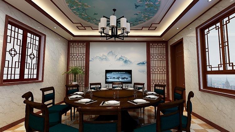智乐居-古典饭厅
