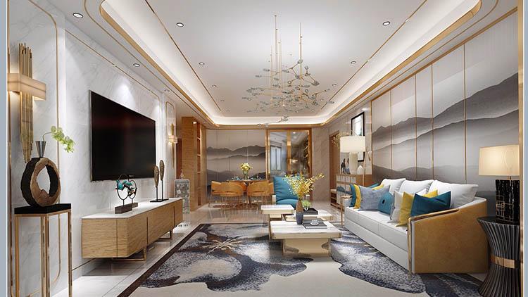智乐居-现代客厅