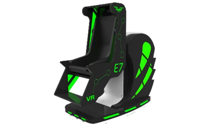潮玩空间-VR设备