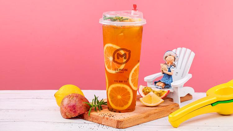 柠檬工坊-暴打冻柠檬