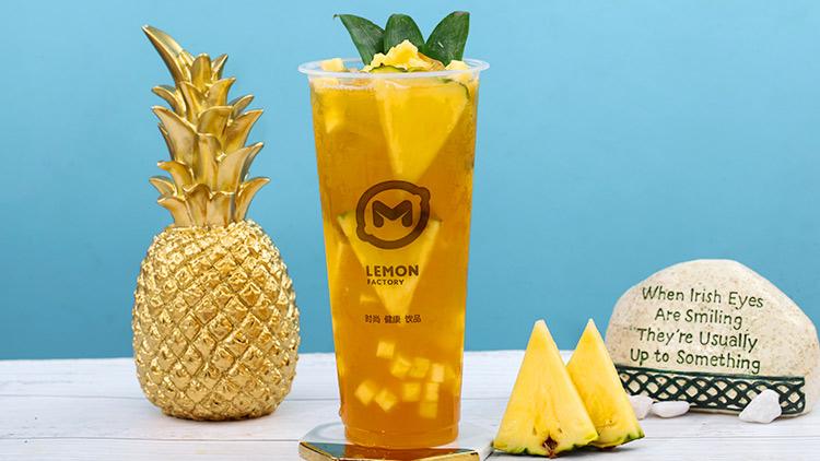 柠檬工坊-菠萝果啤