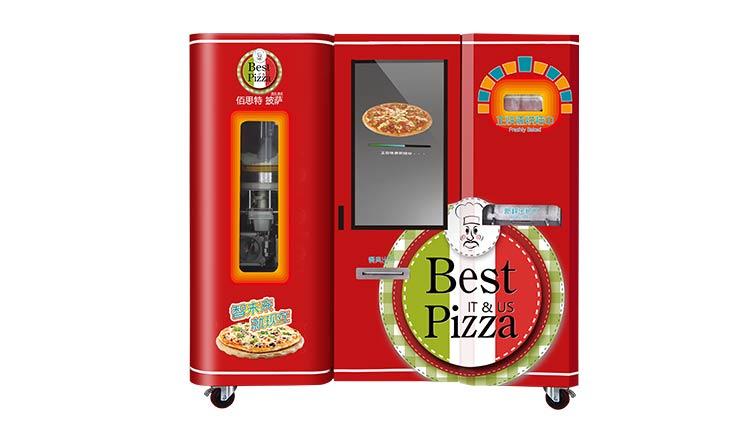 佰思特-自助披萨机