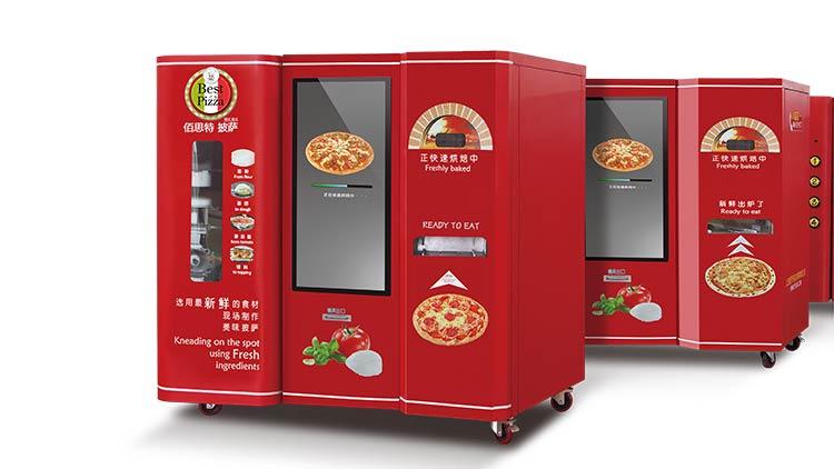 佰思特-智能披萨机