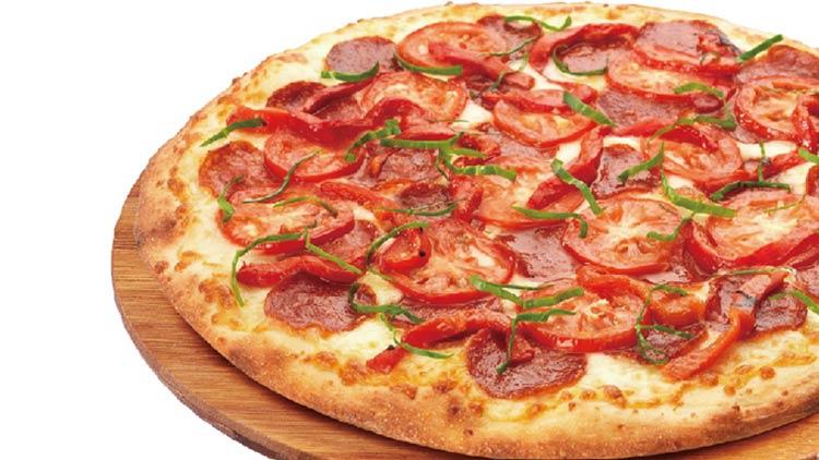 佰思特-番茄牛肉匹萨