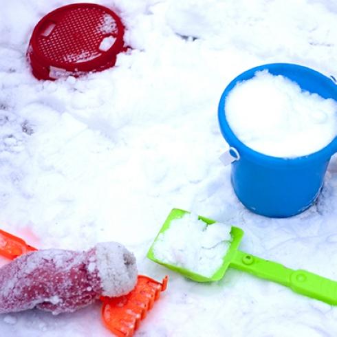 皇家迪智尼-铲雪玩具