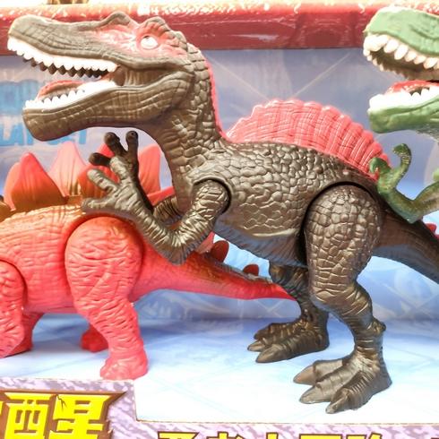 皇家迪智尼-恐龙玩具