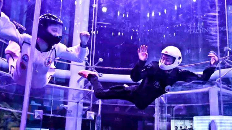 淘嘻乐运动乐园-引力世界