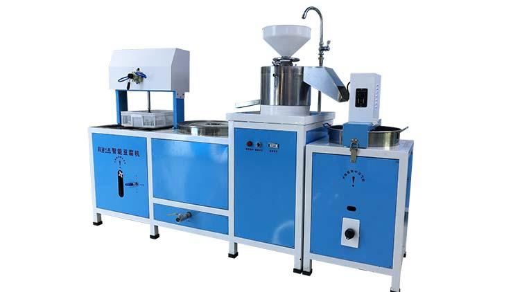 鲜豆人家-豆腐生产设备
