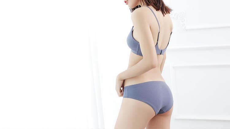 蒂凡拉-青色内衣
