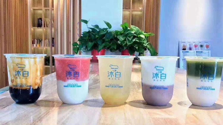 沐白奶茶-美味产品