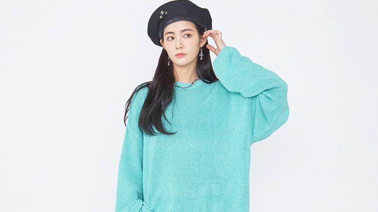 木丝语-青色衫
