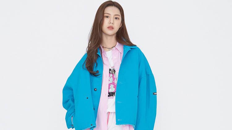 木丝语-时尚外套