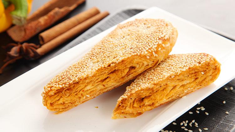 禾合佳烧饼-芝麻烧饼