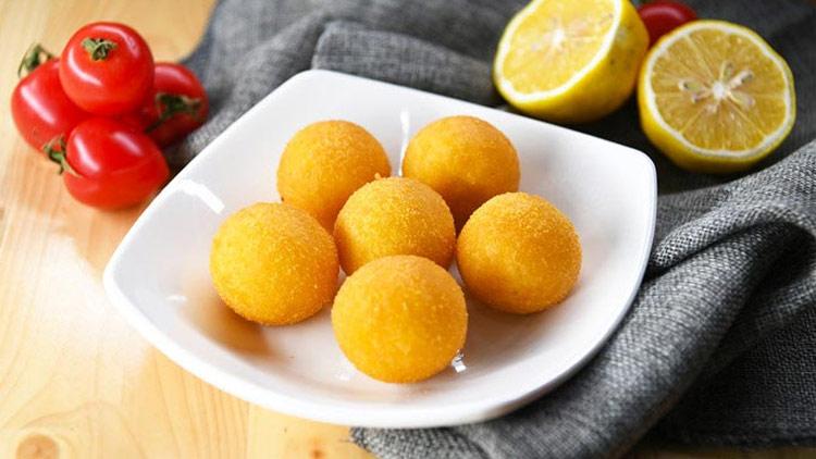 锡铁食-薯丸子