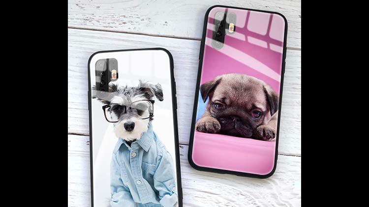 潮印天下手机壳-可爱小狗手机壳