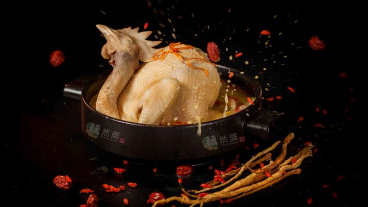 藕然间藕汤-特色养生鸡汤
