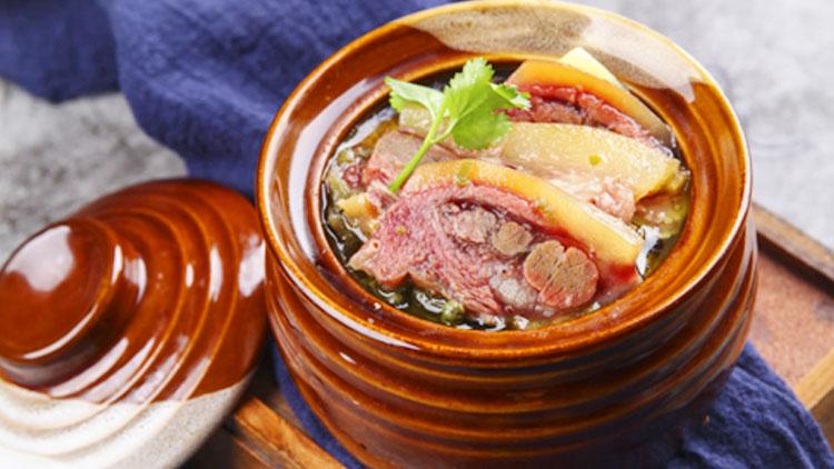 瓦罐香沸小吃快餐-瓦罐腊排骨套餐