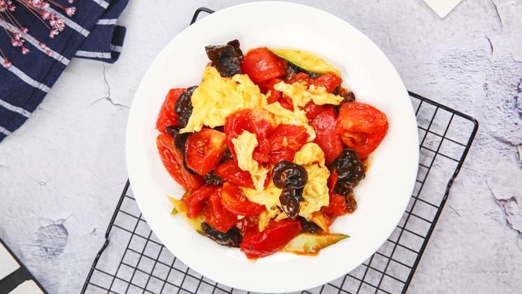 瓦罐香沸小吃快餐-西红柿炒鸡蛋
