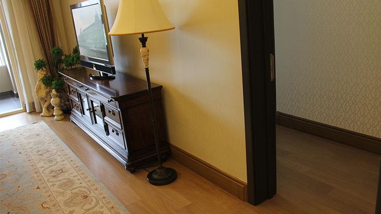 安诺隐形采暖-客厅采暖