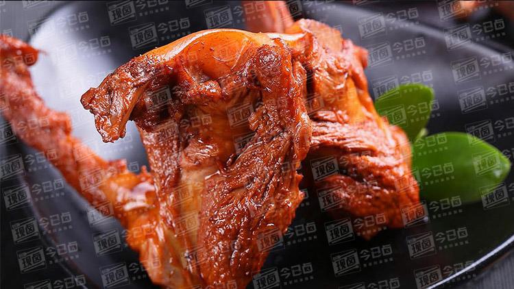 今日卤卤味-特色鸭架