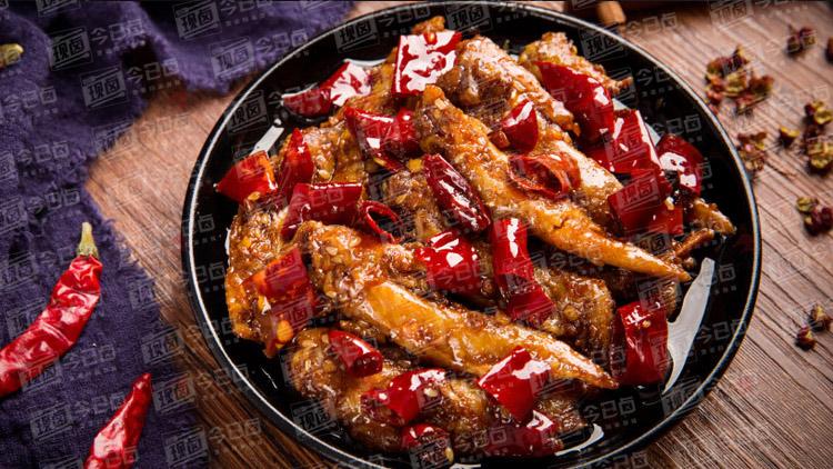 今日卤卤味-麻辣鸡尖