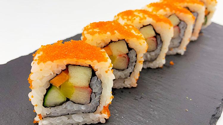 卷卷の店手卷寿司-特色寿司