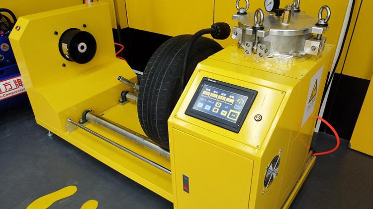波仕卡换油养护中心-3D防爆防扎轮胎