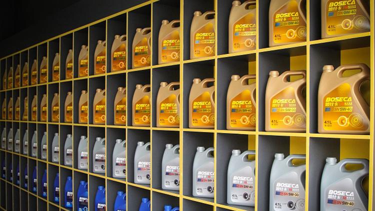 波仕卡换油养护中心-磁浮挂壁润滑油