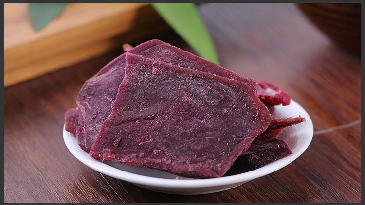 蜜沙小薯-紫薯锅巴