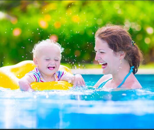 爱儿乐-亲子游泳