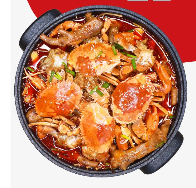 蟹小煲瓦罐菜 系列产品
