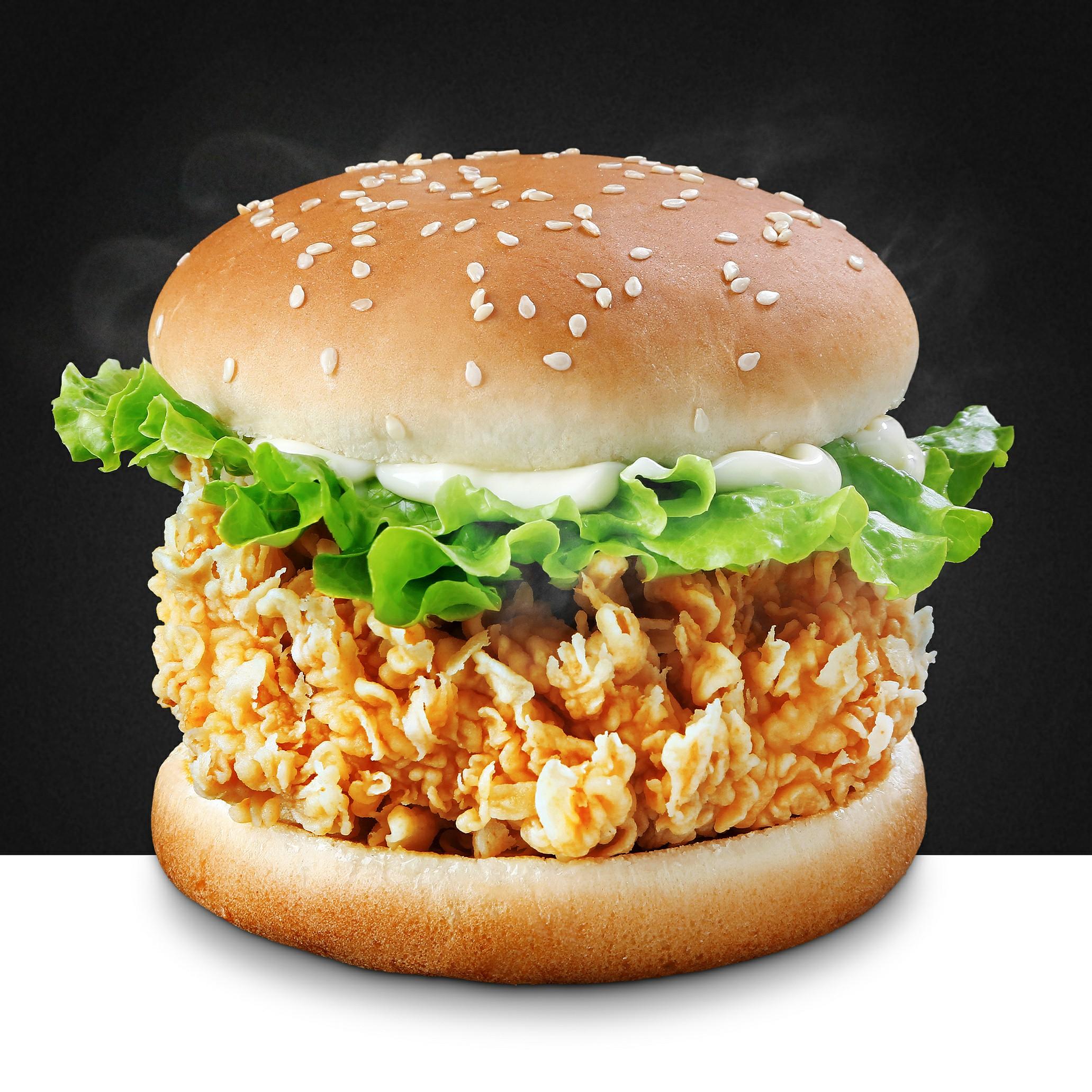 正新鸡排-炸鸡汉堡